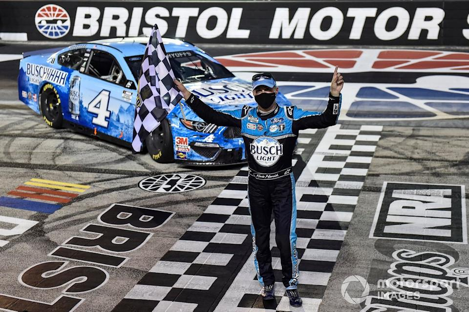 """1. Kevin Harvick - 9 wins - 5th in points<span class=""""copyright"""">John Harrelson / NKP / Motorsport Images</span>"""
