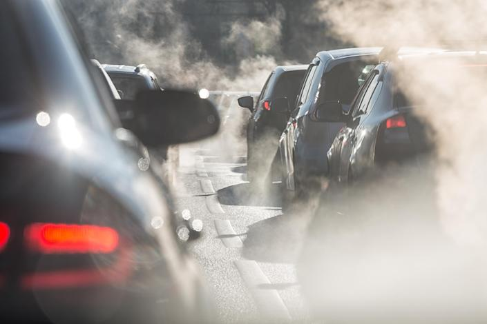 Air pollution triggers more than 100 cardiac arrests a year in England. [Photo: Getty]