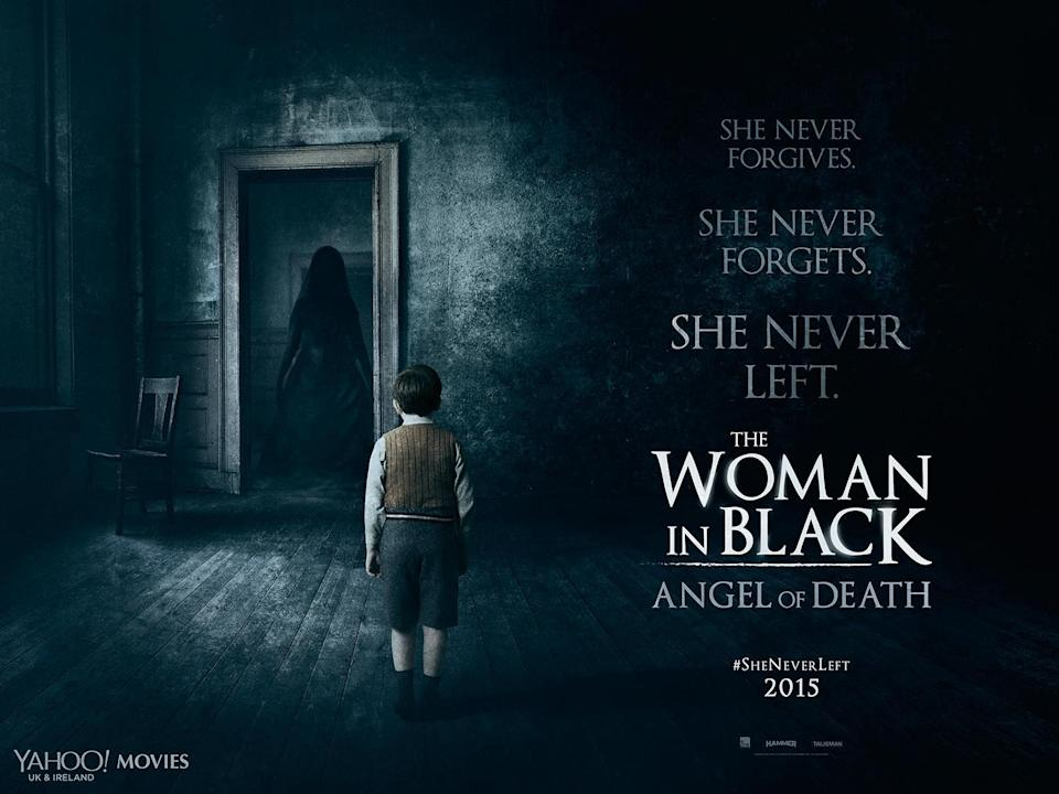 Woman In Black: Angel of Death Poster