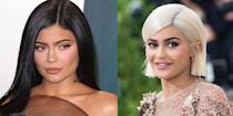 """<p>The reality star may not smile very often when she's on the red carpet, but she sure does know how to """"smize.""""</p>"""