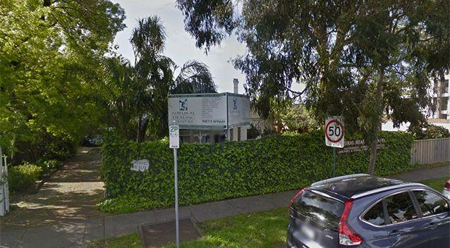 The Natural Healing Centre in Mitcham. Source: Google Maps