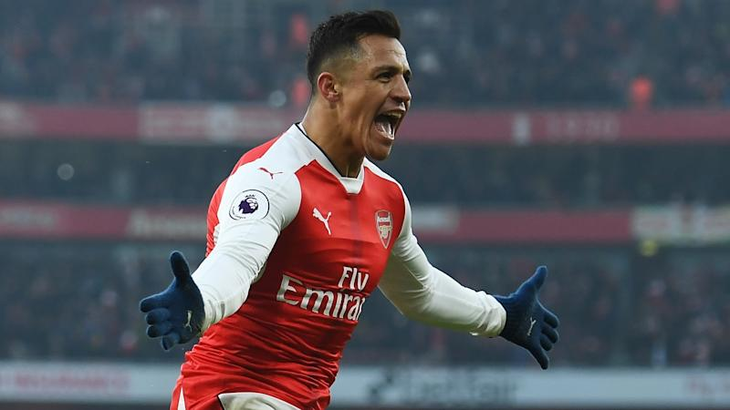Wenger 'sure' Arsenal won't sell Alexis Sanchez to Premier League rival