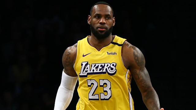 Prior to Thursday's game, only two players featured in the exclusive club. Now, LeBron James is part of it.