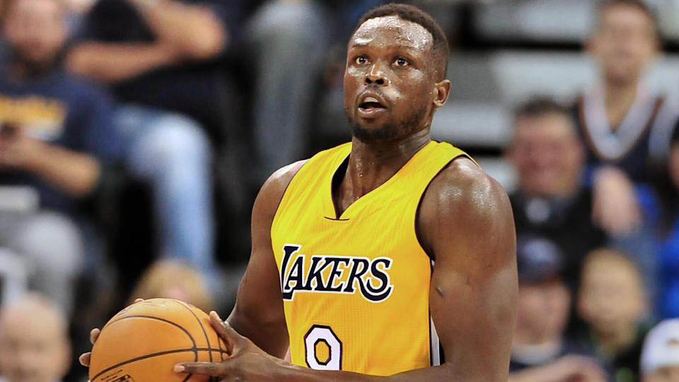 """<p>While plenty of teams have a contract they regret from the 2016 off-season, the Lakers really decided to go for broke by signing two of them. And not just any two, the fourth and fifth biggest contract busts of all time, per the GOBankingRates rating system.</p> <p>Like Mozgov, Deng appeared in just a quarter of the games in his deal, though he scored enough to """"only"""" make about $133,000 a point. Having one player like this eating up cap space on your roster is a disaster. The Lakers really put themselves in a bad spot with this signing.</p> <p><small>Image Credits: Gene Sweeney Jr. / Getty Images</small></p>"""