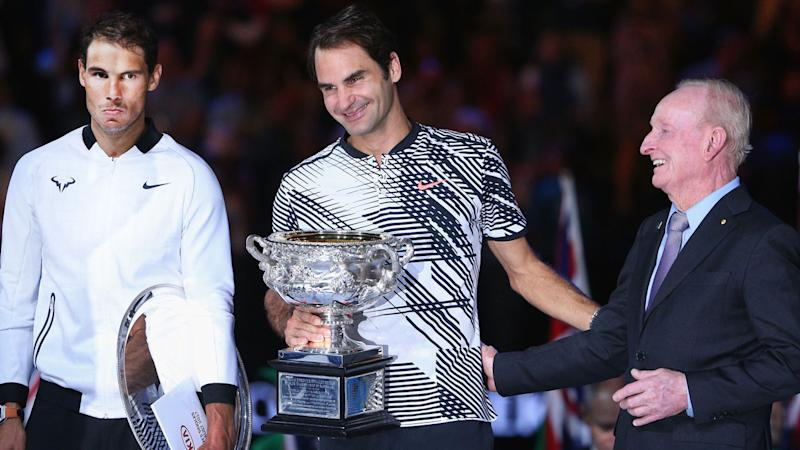Federer lags behind big rivals in US Open betting