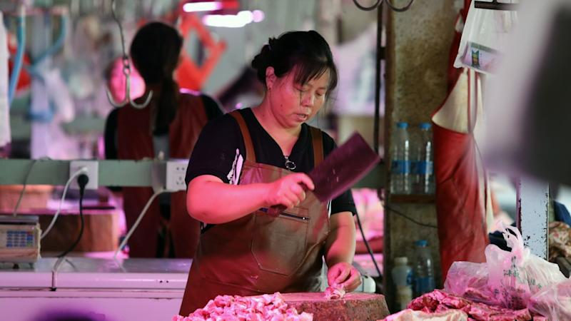 China aims to become self-sufficient in pork production despite African swine fever