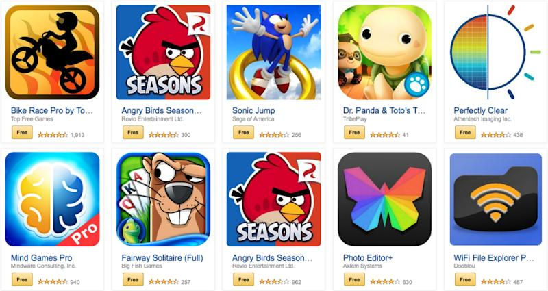 Download $130 worth of awesome paid Android apps for free