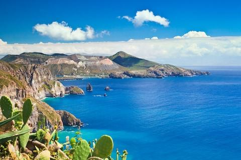 Panarea in the Aeolian Islands - Credit: istock