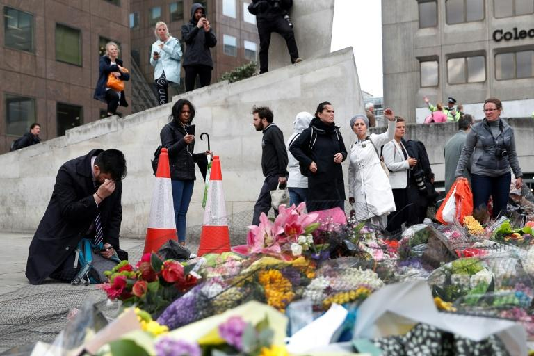 The father of a Frenchman killed in the London terror attacks said his son was a