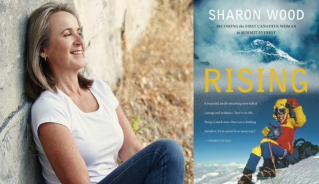 The mountain experiences include a walk with Sharon Wood, one of the first women to climb Mount Everest. (Alexis McKeown, Douglas & McIntyre - image credit)