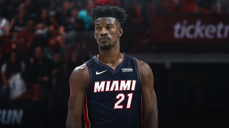 Heat complete four-team Jimmy Butler deal with Blazers, Clippers