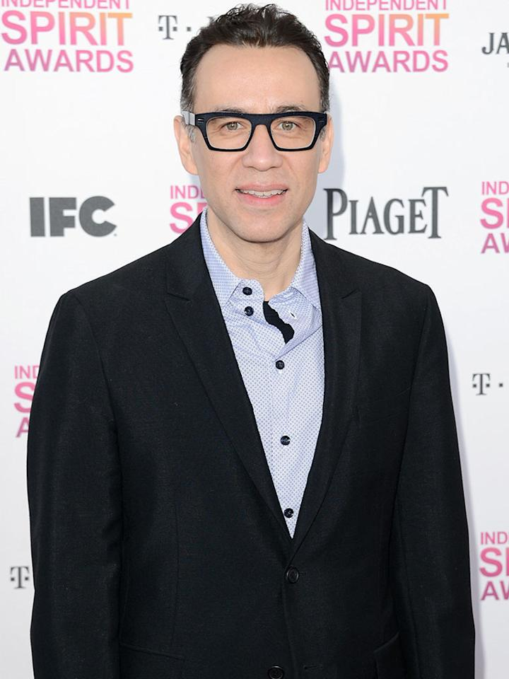 """<a href=""http://tv.yahoo.com/shows/saturday-night-live/"">Saturday Night Live</a>"" and ""Portlandia"" star Fred Armisen is a guest of Thomson Reuters."