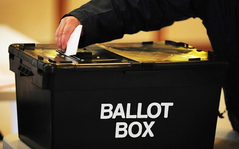 The snap general election is set to be held on Thursday, June 8 - PA
