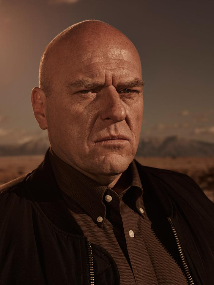 "Hank Schrader (Dean Norris) in ""Breaking Bad"" Season 5."