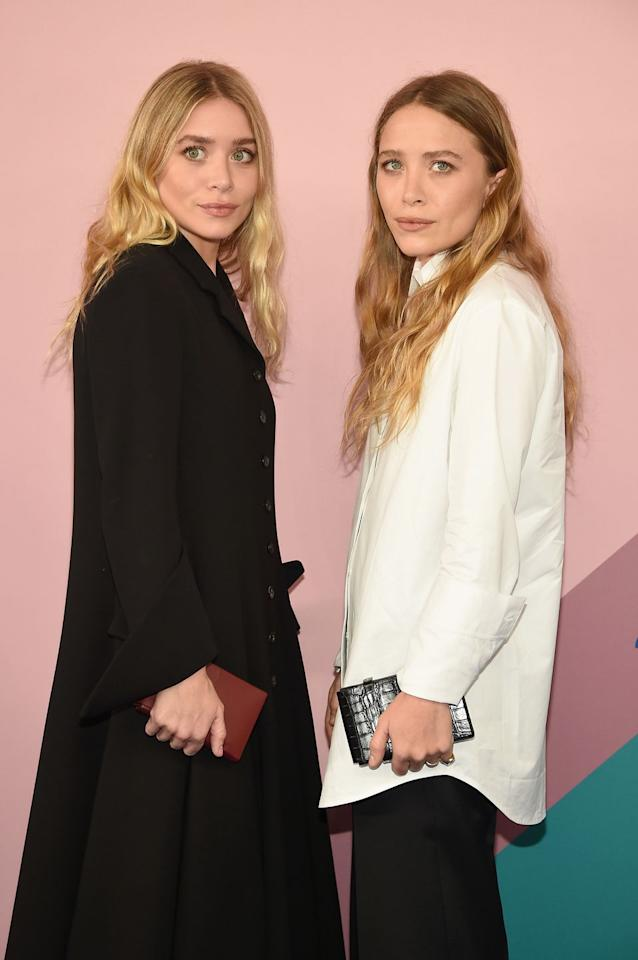 """<p>The sisters first found fame as Michelle Tanner on Full House and starred in numerous teen films such as Passport To Paris and It Takes Two and their hit Nickelodeon series Two Of A Kind.</p><p>As adults, the sisters have side-stepped into the fashion world, launching successful labels such as The Row and Elizabeth and James. <br></p><p>In 2012 and 2015, the CFDA awarded the Olsens with the Womenswear Designers of the Year accolade. And In 2014 and 2018, the pair won the title of CFDA Accessory Designers of the Year.</p><p><a href=""""https://www.goodhousekeeping.com/home/a25842/elvis-palm-springs-home/"""" target=""""_blank""""></a></p>"""