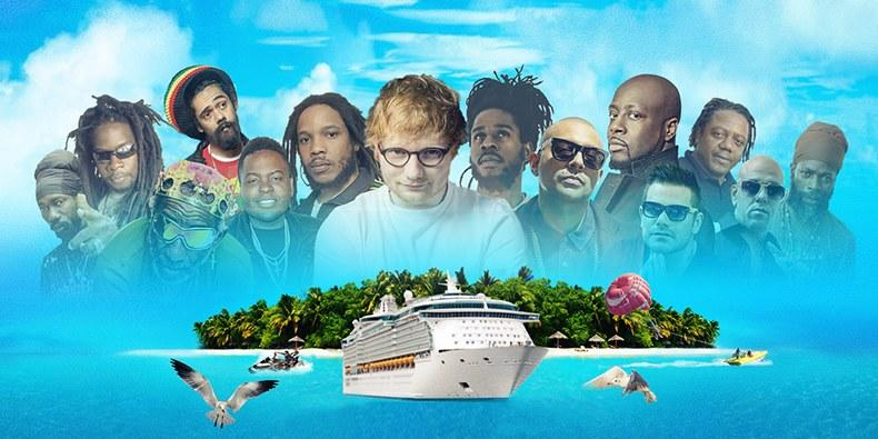 Why Ed Sheeran's Appearance on a Hit Reggae Compilation Actually Makes Sense