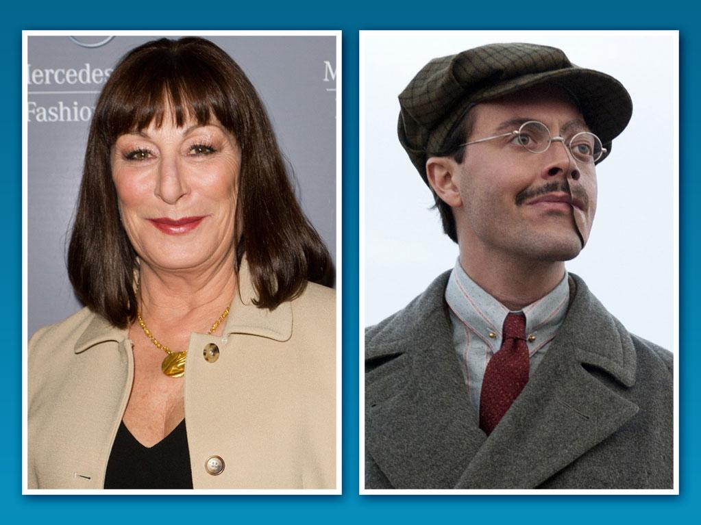 "<strong>Jack Huston</strong><br><br> <strong>Famous Family:</strong> John Huston, grandfather; Anjelica Huston, aunt<br><br> <strong>Breaking Out on TV:</strong> ""<a href=""http://tv.yahoo.com/boardwalk-empire/show/41428"">Boardwalk Empire</a>"" fans might be surprised to discover that the 29-year-old actor playing half-faced war vet Richard Harrow comes from a proud Hollywood lineage. Jack Huston's director granddad and actress aunt have both won Academy Awards for their film work. Oh, and did we mention his great-grandfather Walter won an Oscar as well? No pressure there, Jack."
