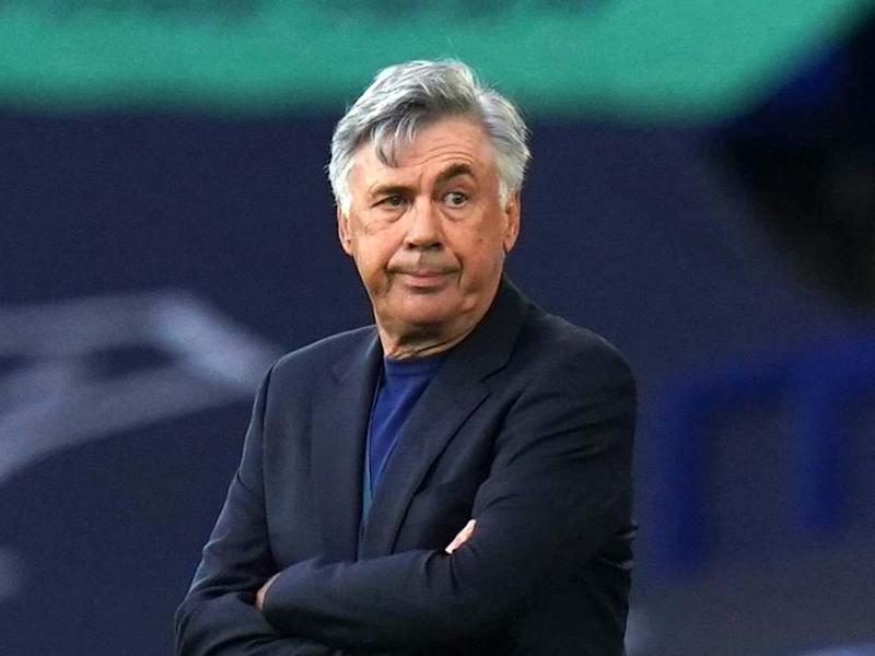 Carlo Ancelotti was confused by a media question: PA
