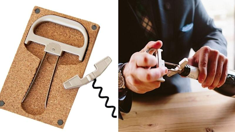 Best gifts for wine lovers 2019: Durand bottle opener