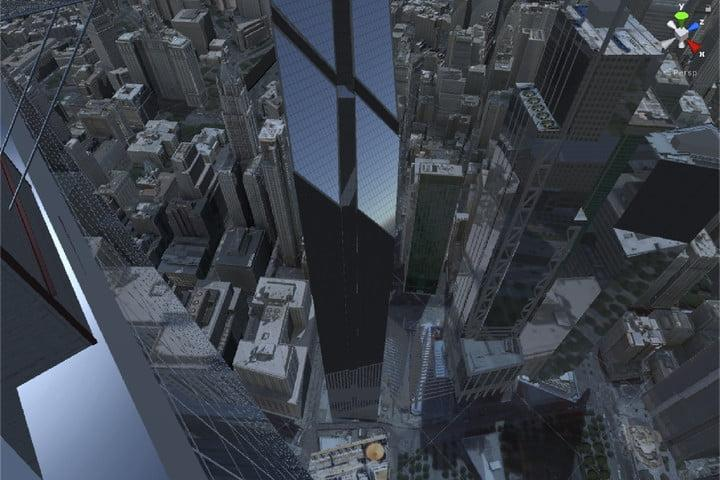 vr skyscraper face fear of heights newyorkfromabove