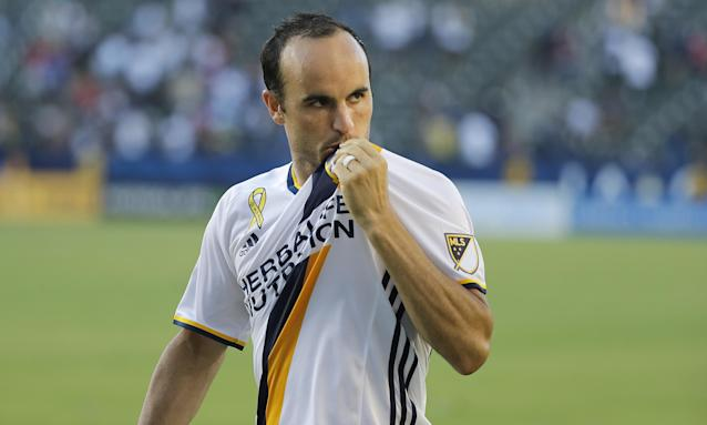 Landon Donovan has played for LA Galaxy in MLS as well as Leon in LigaMX.