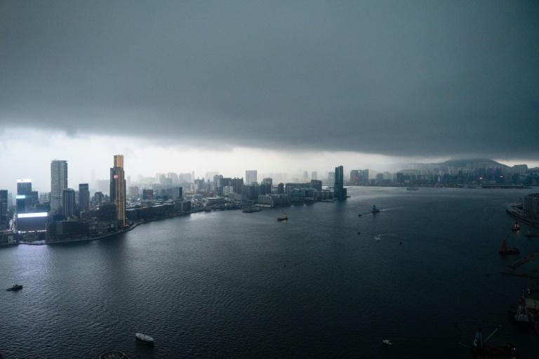 The emergence of the SARS-like virus from China is another dark cloud over Hong Kong