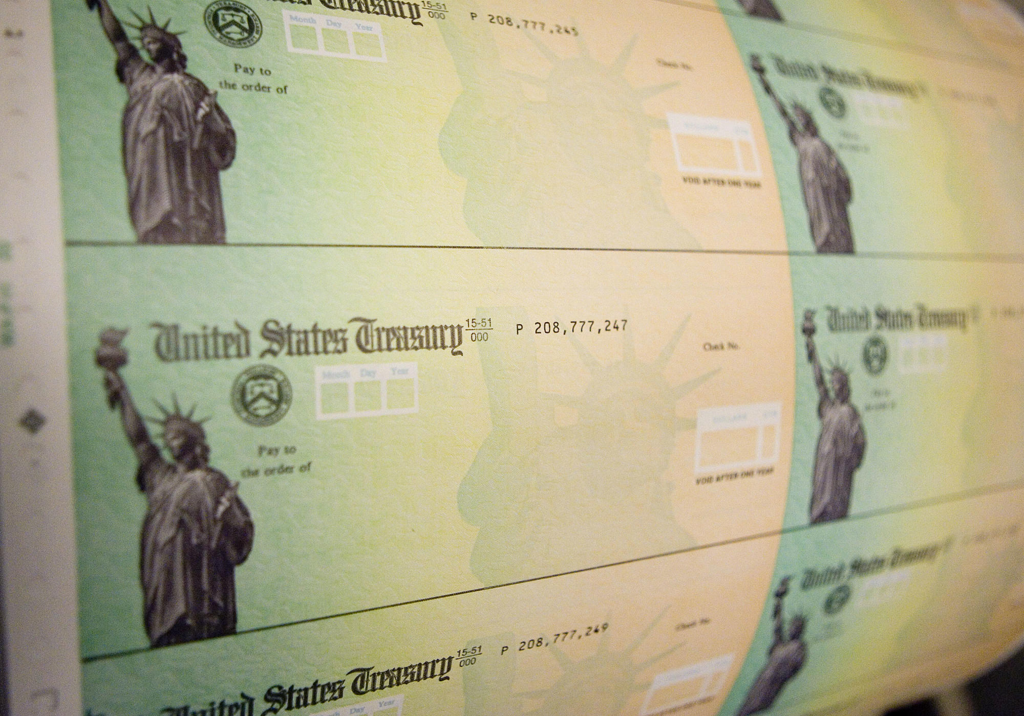 Stimulus checks: Delayed payments for millions of Americans expected to land next week
