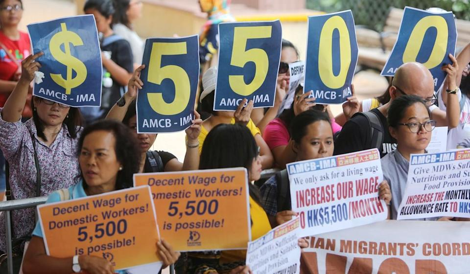 Domestic workers are the slaves of modern Asia. Are Hongkongers, Singaporeans and Malaysians ever going to change?