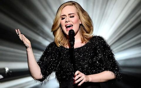 Adele released her most recent album, 25, in 2015 - Credit: GHNASSIA/SIPA/REX/Shutterstock