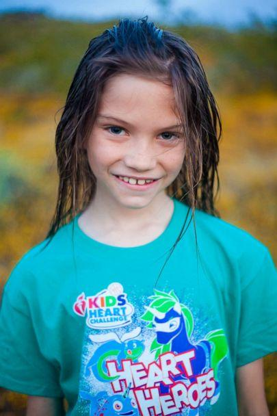 PHOTO: Brodie Southgate, 9, chopped 15 inches of his own hair and gave it to gave it to the organization, Children With Hair Loss. (Courtesy Nia Uhlenhake/Noyan Photography)