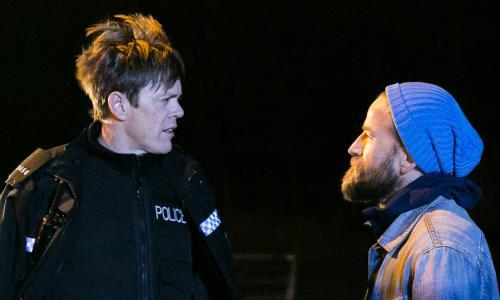 Trick Or Treat review – gangsters, sushi and Blackpool hallucinations