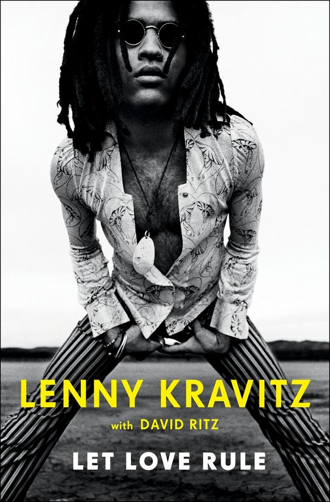 Let Love Rule by Lenny Kravitz (Photo: Henry Holt and Co.)