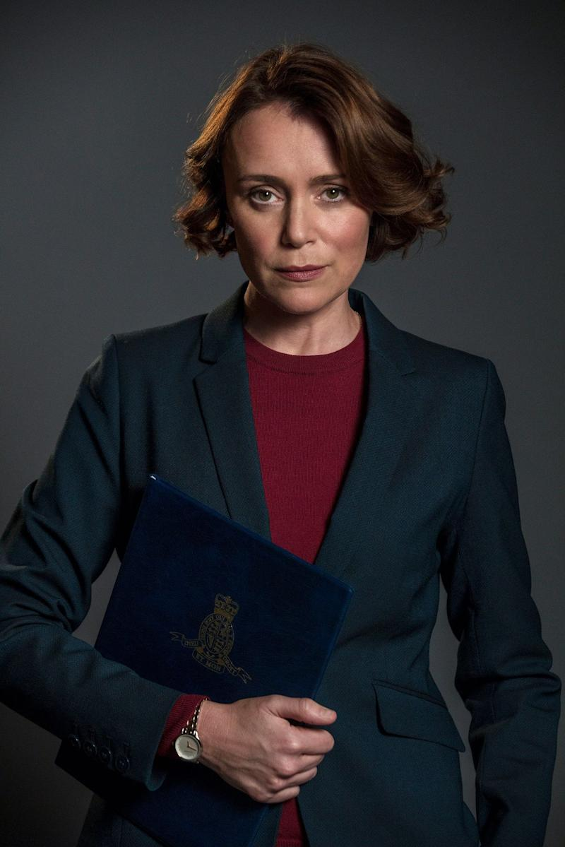 Keeley Hawes played Julia Montague (Photo: BBC)