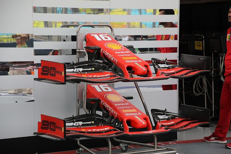 How Ferrari's upgrades made shock pole possible