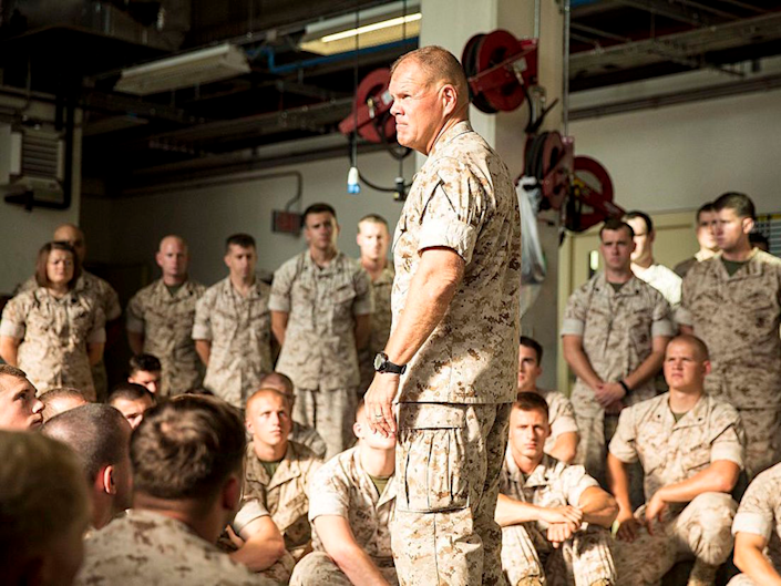 The Marine Corps nude-photo-sharing scandal is even worse