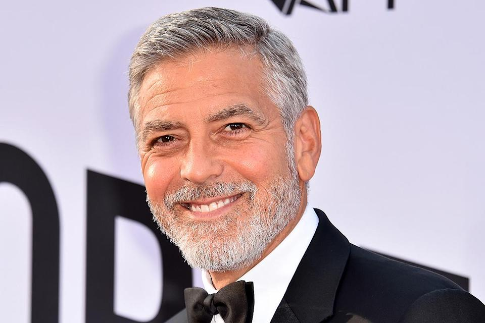 """<p>When George Clooney won the Cecil B. DeMille Award in 2015, <a href=""""https://people.com/awards/golden-globes-2015-george-clooney-honored-lifetime-achievement-award/"""" rel=""""nofollow noopener"""" target=""""_blank"""" data-ylk=""""slk:he called out new wife Amal"""" class=""""link rapid-noclick-resp"""">he called out new wife Amal</a>, sweetly saying, """"I couldn't be prouder to be your husband.""""</p>"""