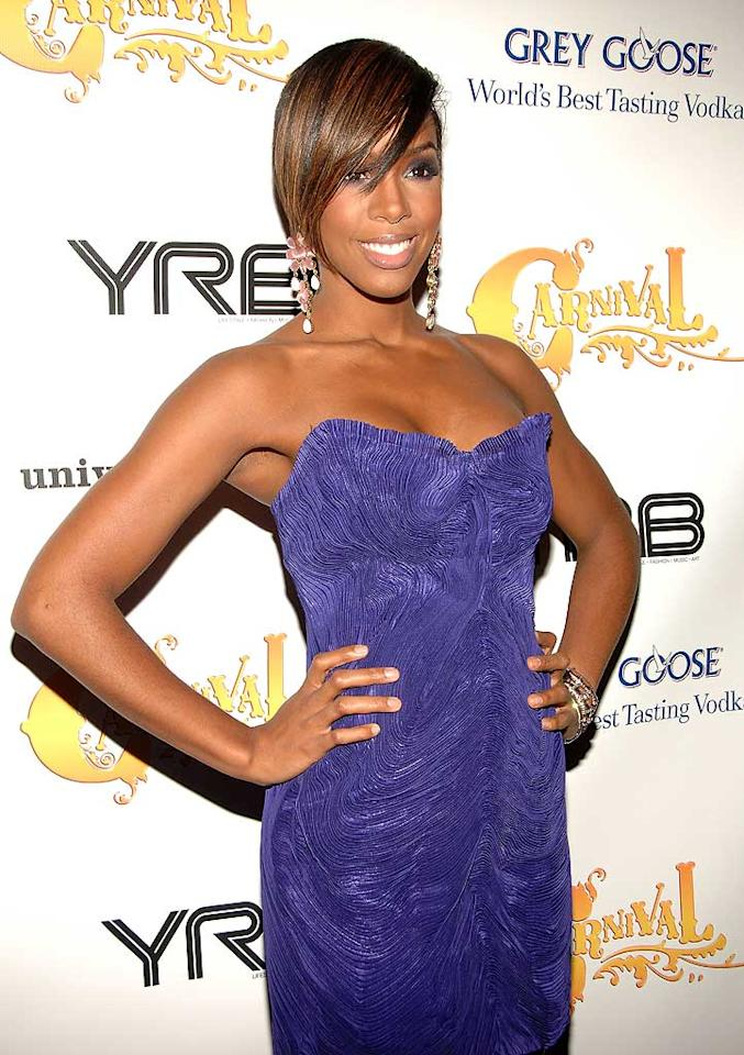 "February 11: Kelly Rowland turns 30 Marc Stamas/<a href=""http://www.gettyimages.com/"" target=""new"">GettyImages.com</a> - September 14, 2010"