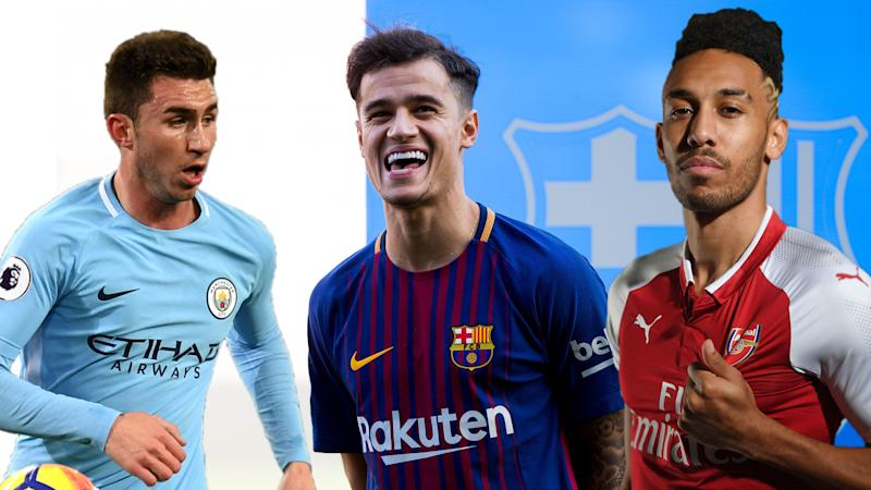 Video: Top 5 transfers of the January window