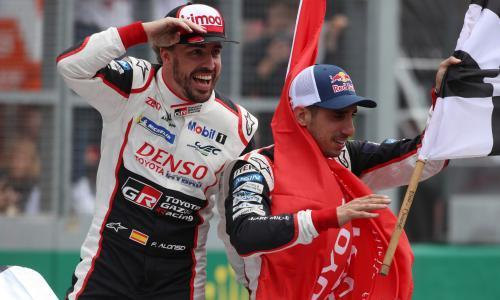 Fernando Alonso puts his F1 future in doubt after Le Mans win