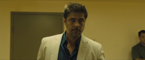 <p>Benicio del Toro's bloodthirsty assassin is out for revenge for the murder of his wife and daughter in this tense 2015 border thriller. He doesn't ask questions, opting to kill from the shadows first, but if you do happen to get the jump on him (as someone does in the film's 2018 sequel), make sure you finish the job and that he doesn't walk away from the encounter with a bullet hole through his cheek. It won't end well.</p>