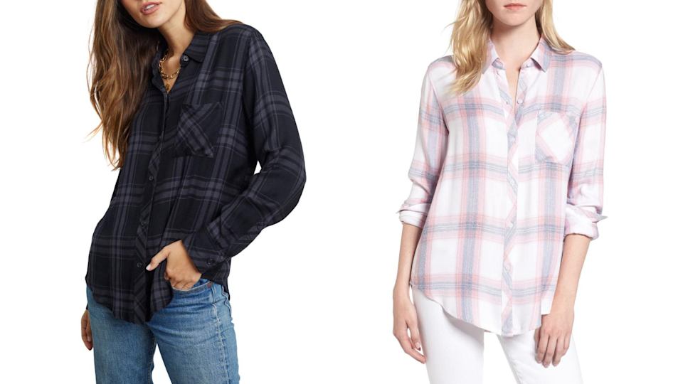 The coziest flannel.