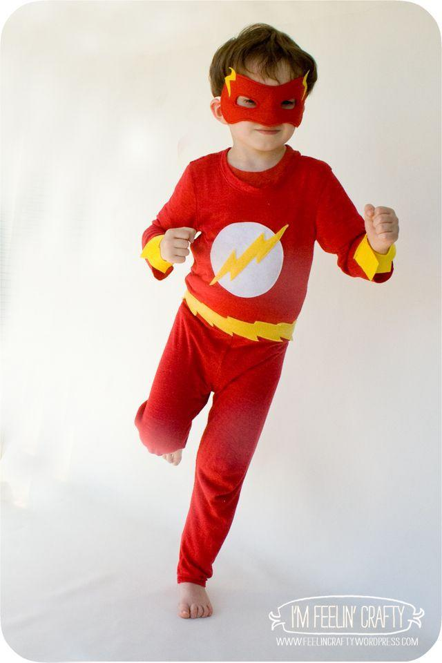 "<p>We can't think of a more suitable costume for a super-speedy son who keeps you on your toes.</p><p><strong>Get the tutorial at <a href=""https://feelincrafty.wordpress.com/2013/10/23/the-flash-costume/"" rel=""nofollow noopener"" target=""_blank"" data-ylk=""slk:I'm Feelin' Crafty"" class=""link rapid-noclick-resp"">I'm Feelin' Crafty</a>.</strong></p><p><strong><a class=""link rapid-noclick-resp"" href=""https://www.amazon.com/Indera-Youth-Union-Suit/dp/B00MKF2RPO/?tag=syn-yahoo-20&ascsubtag=%5Bartid%7C10050.g.21345654%5Bsrc%7Cyahoo-us"" rel=""nofollow noopener"" target=""_blank"" data-ylk=""slk:SHOP FOOTIE PAJAMAS"">SHOP FOOTIE PAJAMAS</a></strong></p>"