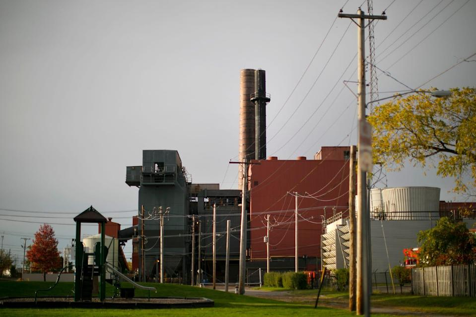 Neighbors within blocks of the City of Painesville Power Plant say they can smell it in the air.