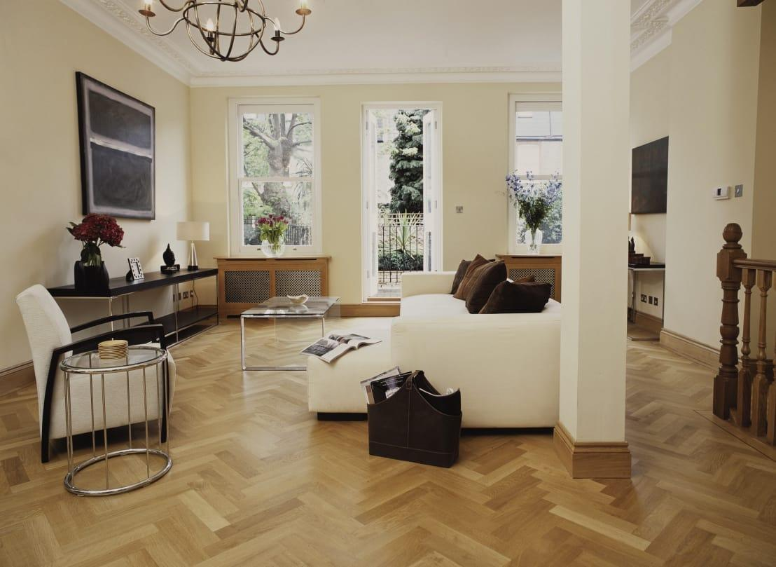 Credits: homify / The Natural Wood Floor Company