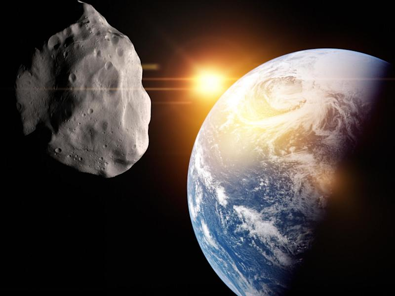 Emails reveal that an asteroid 100 metres wide 'slipped through' Nasa's detection systems: Getty Images/iStockphoto