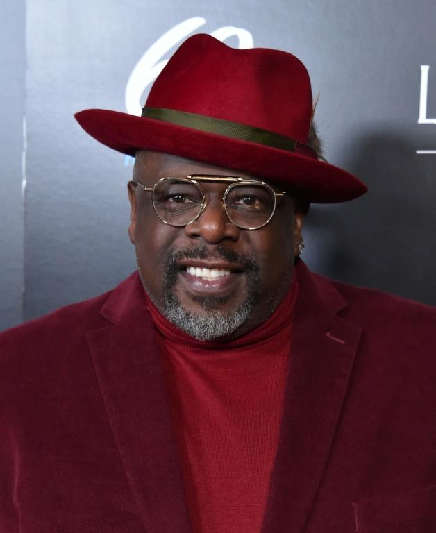 Comedian Cedric the Entertainer will host the 2021 Emmys (AFP/LISA O'CONNOR)