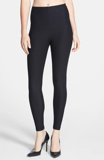 """<p><strong>Commando</strong></p><p>nordstrom.com</p><p><strong>$88.00</strong></p><p><a href=""""https://go.redirectingat.com?id=74968X1596630&url=https%3A%2F%2Fshop.nordstrom.com%2Fs%2Fcommando-control-top-leggings%2F3847665&sref=https%3A%2F%2Fwww.goodhousekeeping.com%2Fclothing%2Fg32884290%2Fbest-leggings%2F"""" rel=""""nofollow noopener"""" target=""""_blank"""" data-ylk=""""slk:Shop Now"""" class=""""link rapid-noclick-resp"""">Shop Now</a></p><p><strong>With a built-in control top</strong><strong> (like what you'd find in a pair of <a href=""""https://www.goodhousekeeping.com/clothing/g936/best-tights/"""" rel=""""nofollow noopener"""" target=""""_blank"""" data-ylk=""""slk:tights"""" class=""""link rapid-noclick-resp"""">tights</a>), </strong>these leggings have a smoothing and slimming effect. Most users agree that while they offer a tight fit, they aren't restricting or uncomfortable at all. They're also personal favorites of <em>Good Housekeeping </em>Fashion Director, <a href=""""https://www.goodhousekeeping.com/author/222726/Kristen-Saladino/"""" rel=""""nofollow noopener"""" target=""""_blank"""" data-ylk=""""slk:Kristen Saladino"""" class=""""link rapid-noclick-resp"""">Kristen Saladino</a>. You're better off wearing these for everyday use as opposed to workouts, but note that some users say they're not as opaque as other leggings.</p>"""