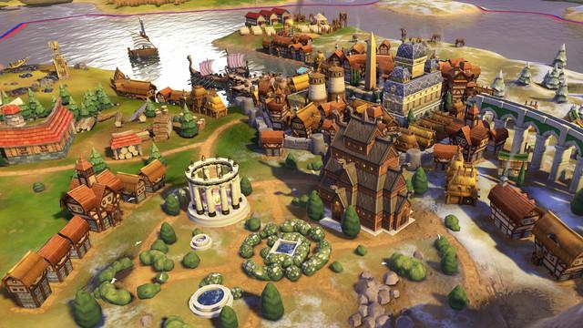civilization vi fall update review