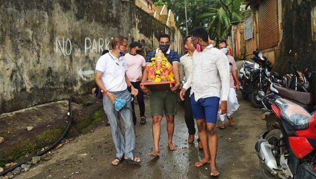 Notably, for the first time in decades, the Ganesh idols will be immersed on the day of Anant Chaturdashi this year. PTI
