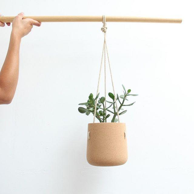 """<p>Dress up the greenery in your home with these cork pots and planters designed by Jenny Espirito Santo.</p><p>Considered craftsmanship, innovation and sustainable design are at the heart of this brand, which champions cork as an eco-friendly way to decorate your home.</p><p>The website explains that: 'Its harvest doesn't require the trees to be cut down. As a result, it helps maintain wildlife diversity and promotes reforestation. It is also biodegradable, renewable and recyclable.'</p><p>Sounds good to us!</p><p><a class=""""link rapid-noclick-resp"""" href=""""https://mindthecork.co.uk/shop/"""" rel=""""nofollow noopener"""" target=""""_blank"""" data-ylk=""""slk:SHOP HERE"""">SHOP HERE</a></p><p><a href=""""https://www.instagram.com/p/CDOQe8NHuM3/?utm_source=ig_embed&utm_campaign=loading"""" rel=""""nofollow noopener"""" target=""""_blank"""" data-ylk=""""slk:See the original post on Instagram"""" class=""""link rapid-noclick-resp"""">See the original post on Instagram</a></p>"""